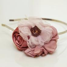 Čelenka ružová
