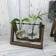 Dvojitý hydroponický kvetináč