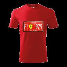 Tričko Ferrari