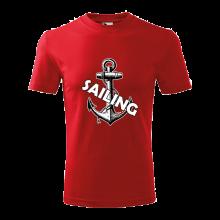 Tričko Sailing