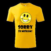 Tričko Smajlík