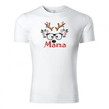 Vianočné tričko s menom