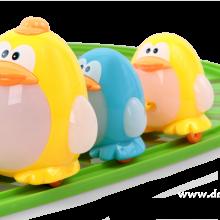 Tučniaci na koľajniciach