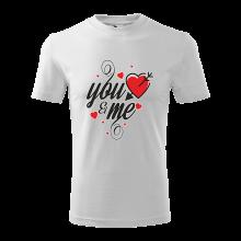 Tričko You and Me