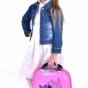 Girl Butterfly príručný kufor